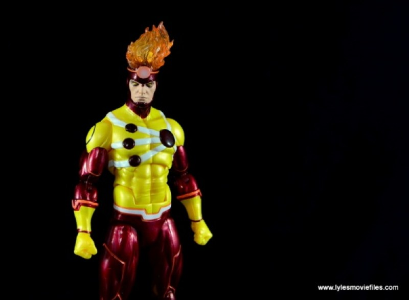 DC Icons Firestorm figure review - wide pic