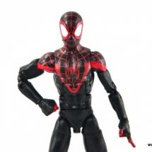 Marvel Legends Miles Morales figure review - main pic