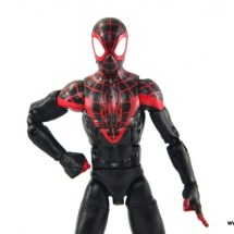 Marvel Legends Miles Morales figure review - main pic