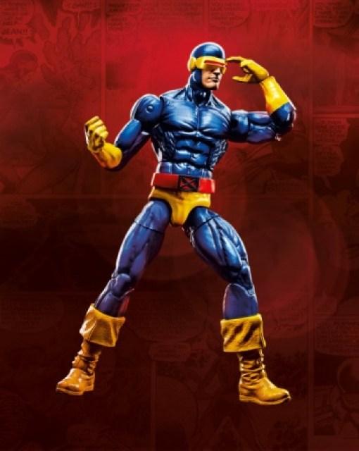 Marvel Legends Toy Fair 2017 - Dark Phoenix 6 Inch 2PK_Cyclops