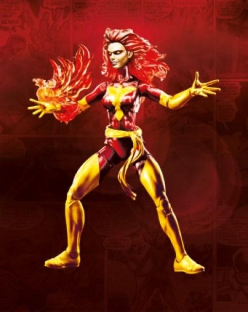 Marvel Legends Toy Fair 2017 - Dark Phoenix 6 Inch 2PK_Jean