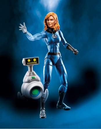 Marvel Legends Toy Fair 2017 - Invisible Woman