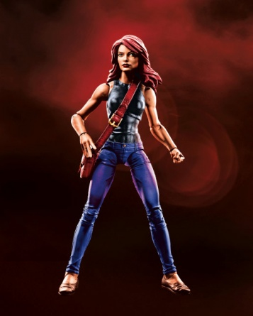 Marvel Legends Toy Fair 2017 - Mary Jane