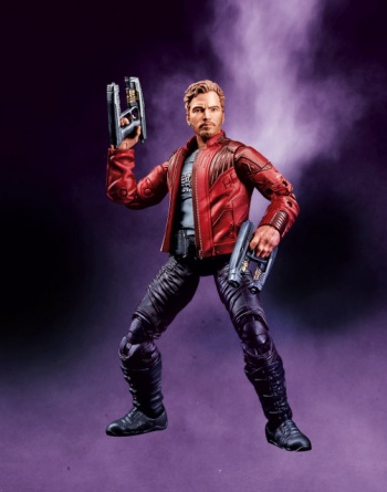 Marvel Legends Toy Fair 2017 - - Movie 2 Pack_STAR-LORD