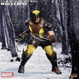 Mezco Toys One 12 Wolverine