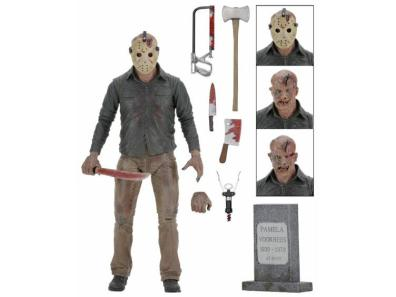 NECA Ultimate Jason figure - main