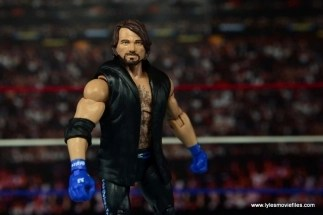 WWE Elite AJ Styles figure review - wide main pic