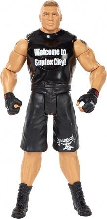 WWE Tough Talkers 2 - Brock Lesnar straight