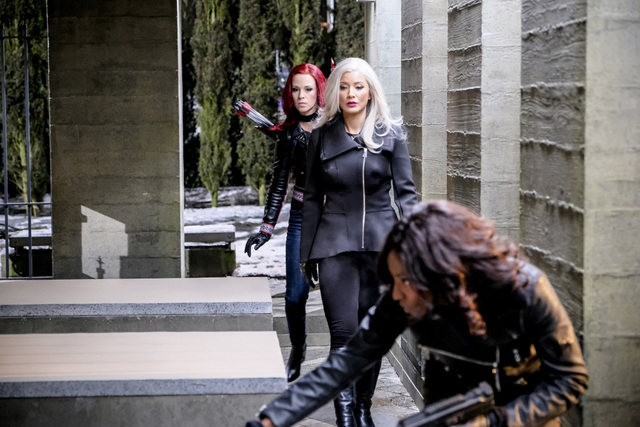 arrow - the sin-eater - cupid, china white and liza warner