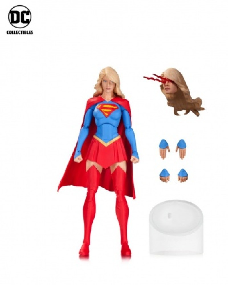 DC Icons Supergirl Rebirth figure