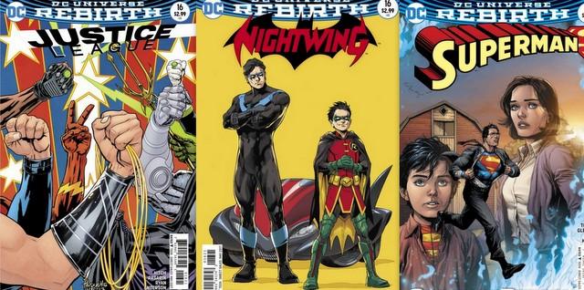 DC Comics 3/1/17