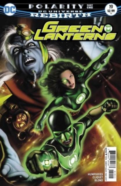 Green Lanterns #19 cover