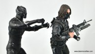 Hot Toys Black Panther figure review - stalking The Winter Soldier