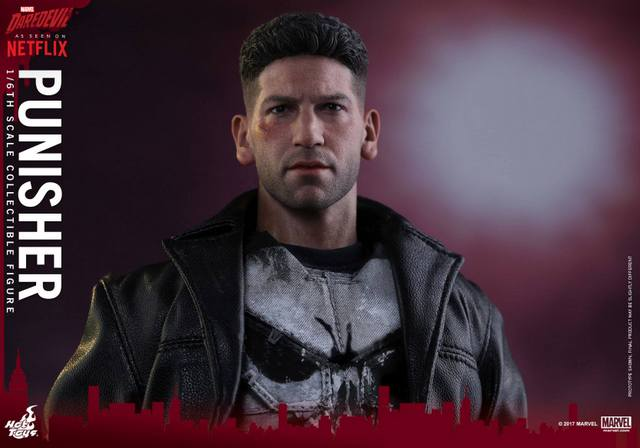 Hot Toys Netflix The Punisher figure -main pic