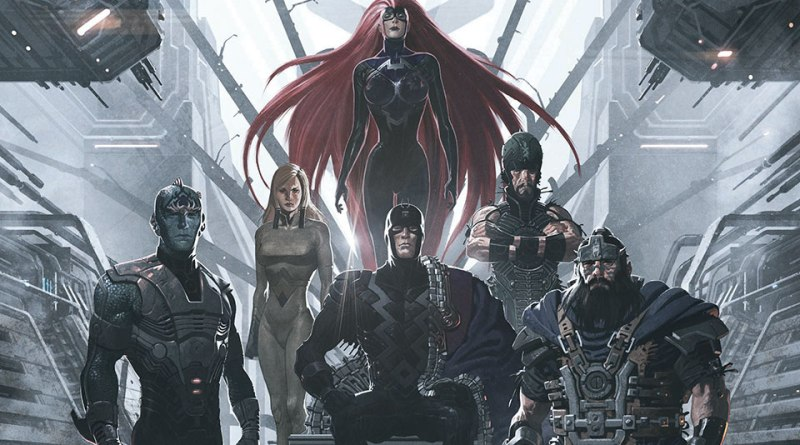 Inhumans TV series