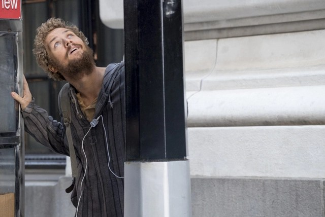 Iron Fist Snow Gives Way Danny Rand