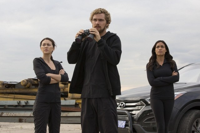 Iron Fist The Blessing of Many Fractures review - Colleen, Danny and Claire