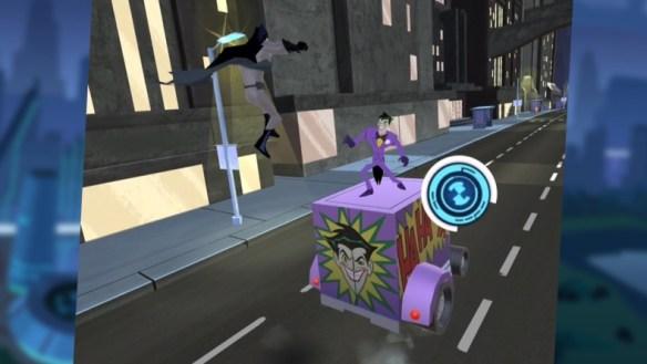 Justice League Action Run Batman vs Joker