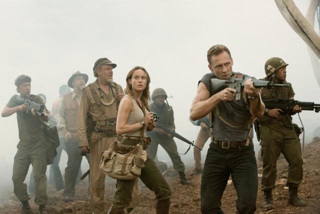 Kong-Skull-Island-movie-review-Thomas-Mann-John-Goodman-Brie-Larson-Tom-Hiddleston-and-John-C-Reilly