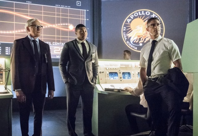 Legends of Tomorrow - Moonshot review - Stein, Jax and Henry Heywood