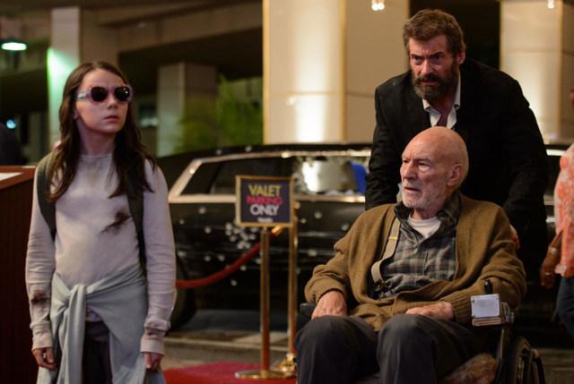 Logan-movie-review-Laura-Logan-and-Professor-X.