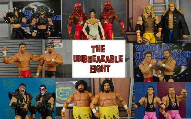 March Bashness 2017 - The Unbreakable Eight