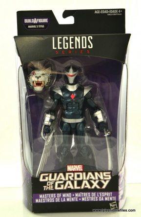 Marvel Legends Darkhawk figure review - package front