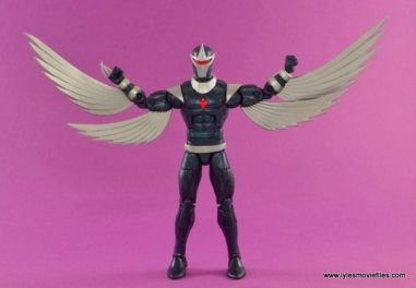 Marvel Legends Darkhawk figure review - ready for battle