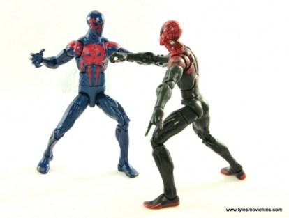 Marvel Legends Spider-Man 2099 figure review - vs Superior Spider-Man