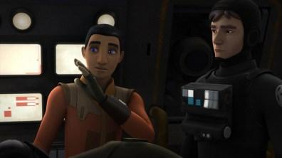 Star Wars Rebels Double Agent Droid - Ezra