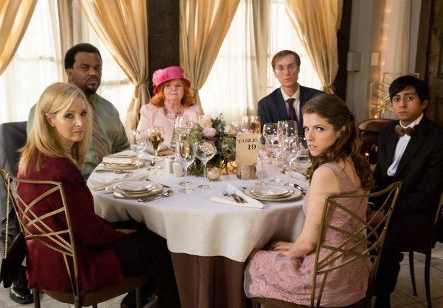 Table 19 review - Lisa Kudrow, Craig Robinson, June Squibb, Stephen Merchant, Tony Revolori and Anna Kendrick
