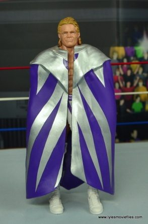 WWE Narcissist Lex Luger figure review - robe front