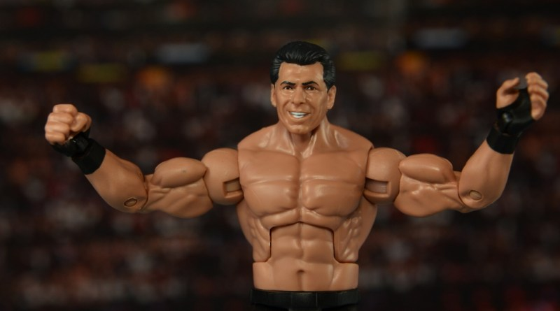 WWE Network Spotlight Vince McMahon figure review -main