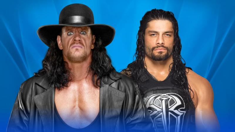 WrestleMania 33 preview - The Undertaker vs Roman Reigns