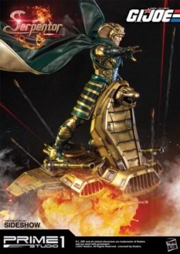 gijoe-serpentor-statue-prime1-studio -side shot