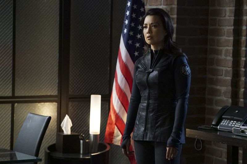 Agents of SHIELD Self Control review - Melinda May LMD