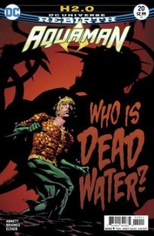 Aquaman #20 cover