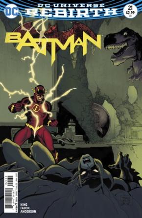 Batman #21 variant cover