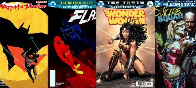 DC Comics 4/26/17