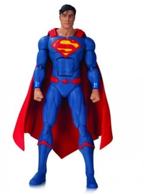 DC Icons Superman Rebirth single release