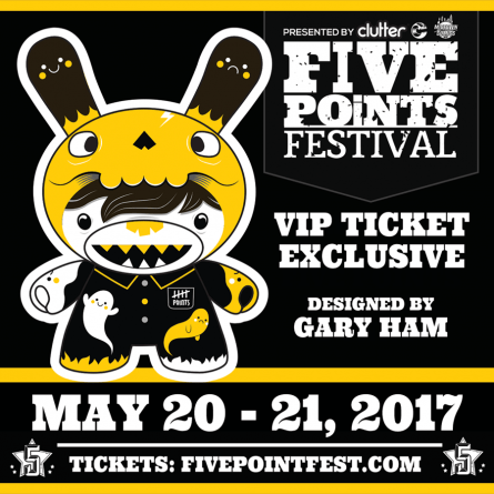 Five Points Festival exclusive