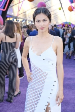 Guardians of the Galaxy Vol. 2 Hollywood premiere - Elodie Yung