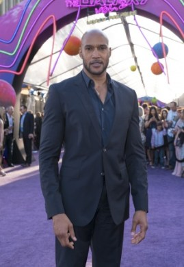 Guardians of the Galaxy Vol. 2 Hollywood premiere -Henry Simmons