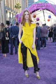Guardians of the Galaxy Vol. 2 Hollywood premiere -Karen Gillan