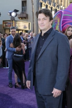 Guardians of the Galaxy Vol. 2 Hollywood premiere - Nathan Fillion