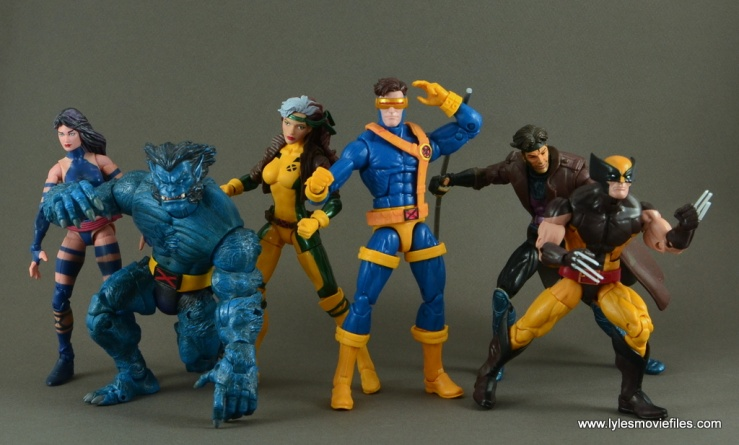 Cyclops Build Marvel Heroes