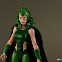Marvel Legends Polaris figure review - wide