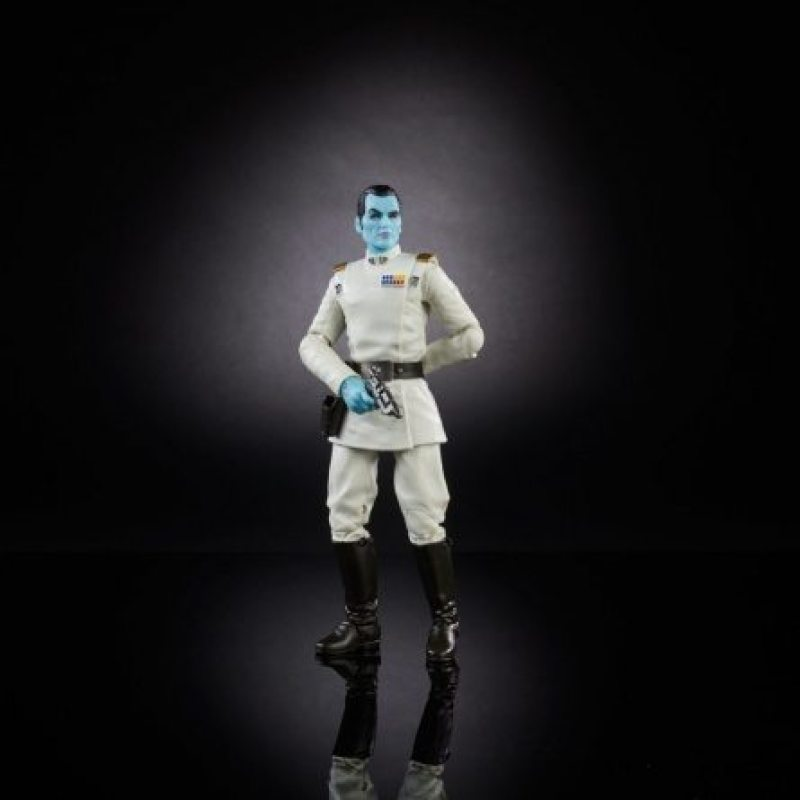 Star Wars Black Grand Admiral Thrawn - regular