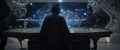 Star Wars Episode VII - The Last Jedi trailer images - General Leia