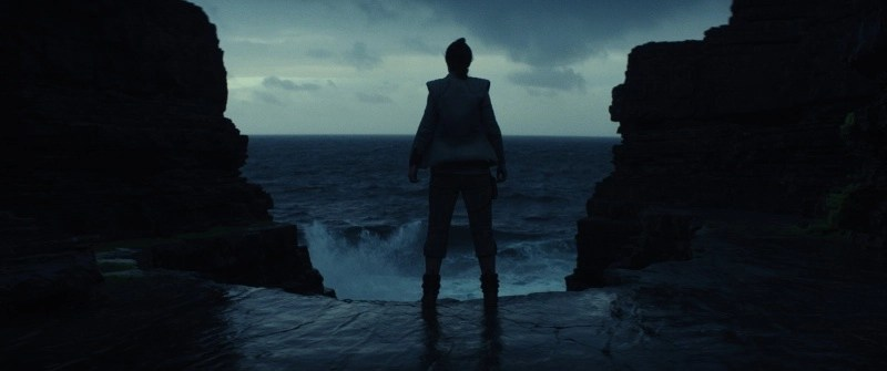 Star Wars Episode VII - The Last Jedi trailer images - Rey